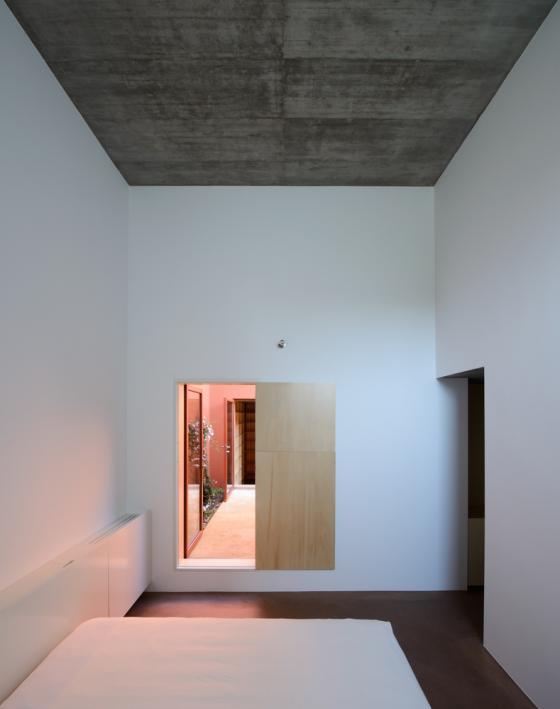 葡萄牙奥埃拉斯住宅内部实景图-葡萄牙奥埃拉斯住宅第18张图片