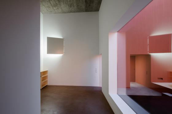 葡萄牙奥埃拉斯住宅内部实景图-葡萄牙奥埃拉斯住宅第21张图片