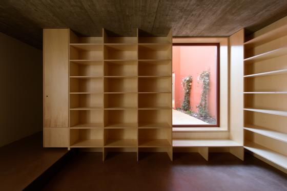 葡萄牙奥埃拉斯住宅内部实景图-葡萄牙奥埃拉斯住宅第25张图片