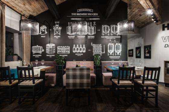乌克兰ToscanaGrill烧烤餐厅-乌克兰Toscana Grill烧烤餐厅室内-乌克兰Toscana Grill烧烤餐厅第5张图片