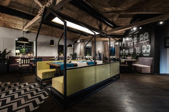 乌克兰ToscanaGrill烧烤餐厅-乌克兰Toscana Grill烧烤餐厅室内-乌克兰Toscana Grill烧烤餐厅第4张图片