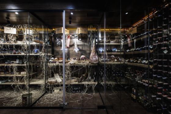 乌克兰ToscanaGrill烧烤餐厅-乌克兰Toscana Grill烧烤餐厅室内-乌克兰Toscana Grill烧烤餐厅第11张图片