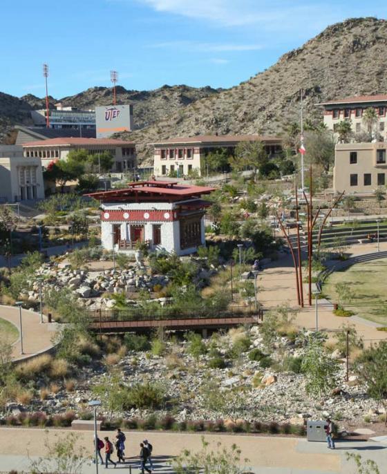 美国德克萨斯大学ElPaso校区世纪广场-美国德克萨斯大学El Paso校区世纪-美国德克萨斯大学El Paso校区世纪广场第3张图片