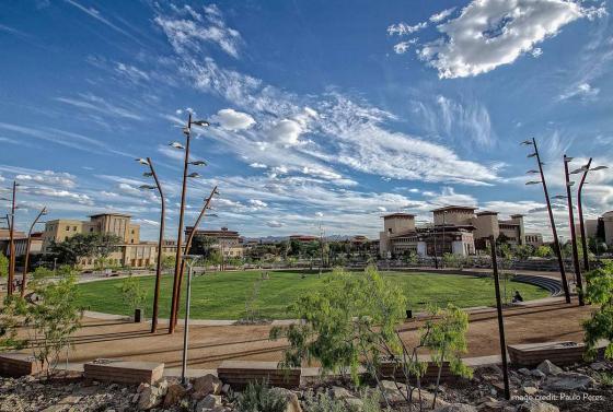 美国德克萨斯大学ElPaso校区世纪广场-美国德克萨斯大学El Paso校区世纪-美国德克萨斯大学El Paso校区世纪广场第2张图片