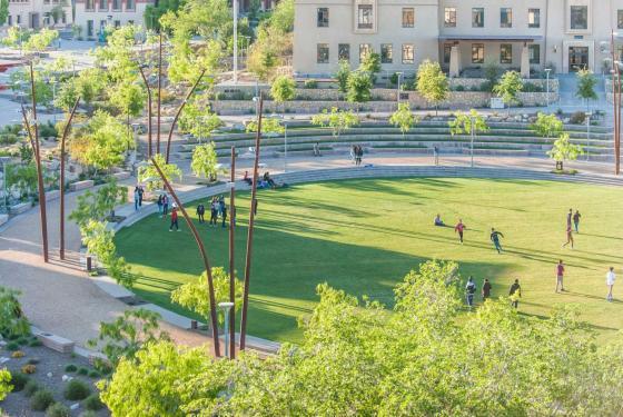 美国德克萨斯大学ElPaso校区世纪广场-美国德克萨斯大学El Paso校区世纪-美国德克萨斯大学El Paso校区世纪广场第9张图片