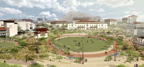 美国德克萨斯大学ElPaso校区世纪广场-美国德克萨斯大学El Paso校区世纪-美国德克萨斯大学El Paso校区世纪广场第13张图片