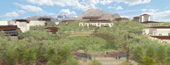 美国德克萨斯大学ElPaso校区世纪广场-美国德克萨斯大学El Paso校区世纪-美国德克萨斯大学El Paso校区世纪广场第14张图片