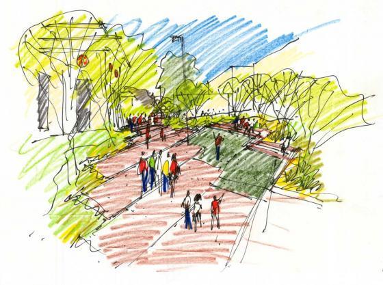 美国德克萨斯大学ElPaso校区世纪广场-美国德克萨斯大学El Paso校区世纪-美国德克萨斯大学El Paso校区世纪广场第16张图片