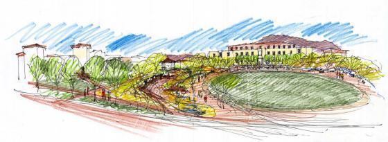 美国德克萨斯大学ElPaso校区世纪广场-美国德克萨斯大学El Paso校区世纪-美国德克萨斯大学El Paso校区世纪广场第17张图片