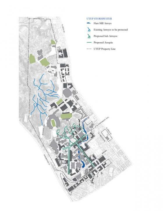 美国德克萨斯大学ElPaso校区世纪广场-美国德克萨斯大学El Paso校区世纪-美国德克萨斯大学El Paso校区世纪广场第19张图片