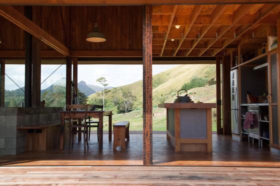 新西兰考埃朗格谷住宅外部实景图-新西兰考埃朗格谷住宅第10张图片