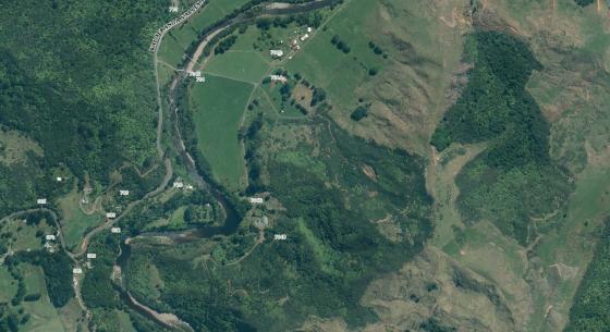 新西兰考埃朗格谷住宅平面图-新西兰考埃朗格谷住宅第16张图片