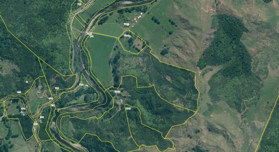 新西兰考埃朗格谷住宅平面图-新西兰考埃朗格谷住宅第17张图片