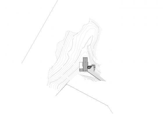 新西兰考埃朗格谷住宅平面图-新西兰考埃朗格谷住宅第19张图片