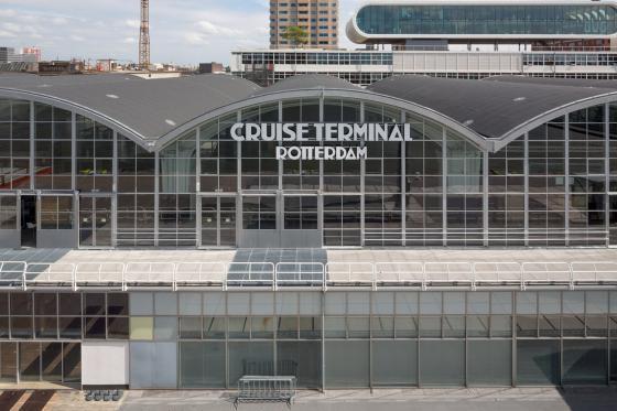 荷兰鹿特丹码头开合式行李存放空-荷兰鹿特丹码头开合式行李存放空间第5张图片