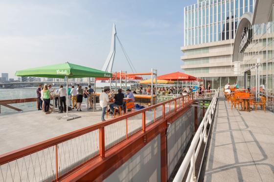 荷兰鹿特丹码头开合式行李存放空-荷兰鹿特丹码头开合式行李存放空间第6张图片