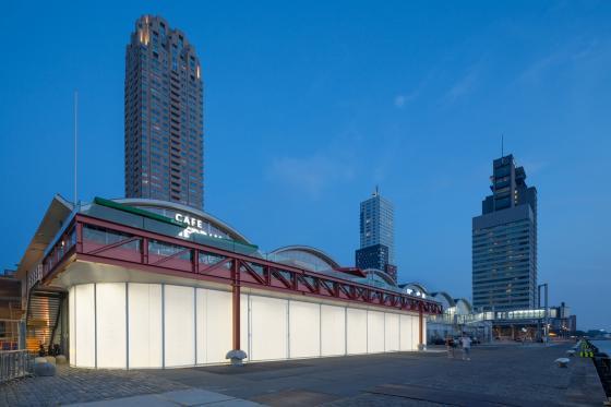 荷兰鹿特丹码头开合式行李存放空-荷兰鹿特丹码头开合式行李存放空间第9张图片