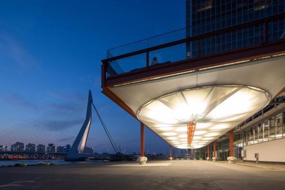 荷兰鹿特丹码头开合式行李存放空-荷兰鹿特丹码头开合式行李存放空间第12张图片