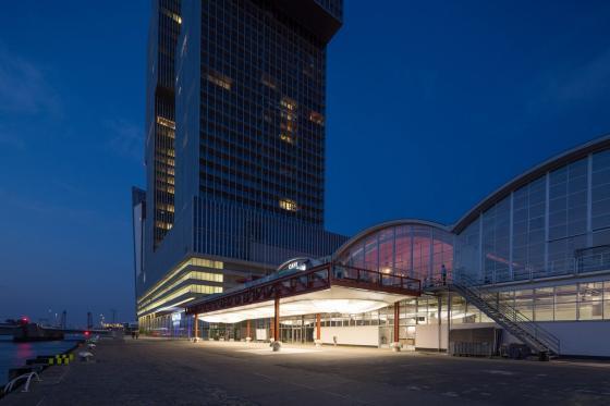 荷兰鹿特丹码头开合式行李存放空-荷兰鹿特丹码头开合式行李存放空间第13张图片