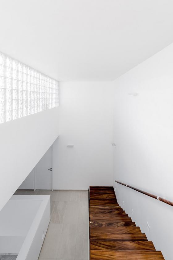 静谧白宅内部实景图-静谧白宅第23张图片