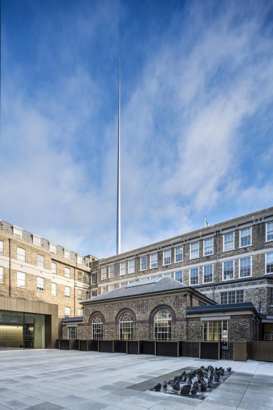 爱尔兰GPO展览中心外部实景图-爱尔兰GPO展览中心第2张图片