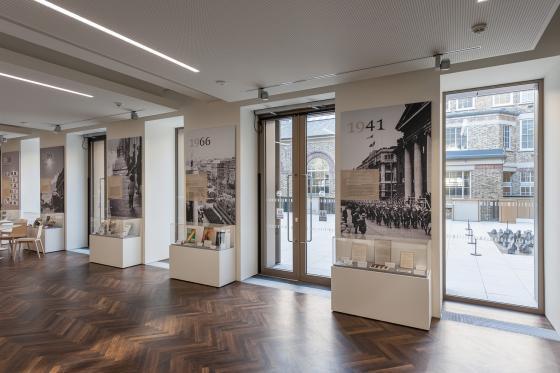 爱尔兰GPO展览中心内部实景图-爱尔兰GPO展览中心第10张图片