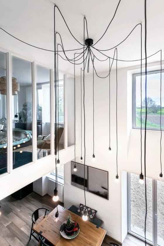 法国浪漫精致的住宅室内实景图-法国浪漫精致的住宅第4张图片