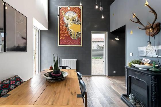 法国浪漫精致的住宅室内实景图-法国浪漫精致的住宅第5张图片