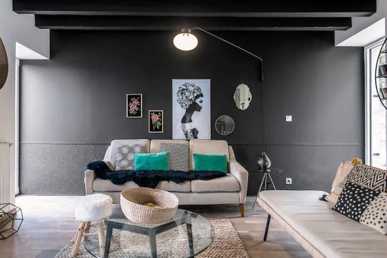 法国浪漫精致的住宅室内实景图-法国浪漫精致的住宅第7张图片