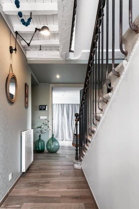 法国浪漫精致的住宅室内实景图-法国浪漫精致的住宅第9张图片