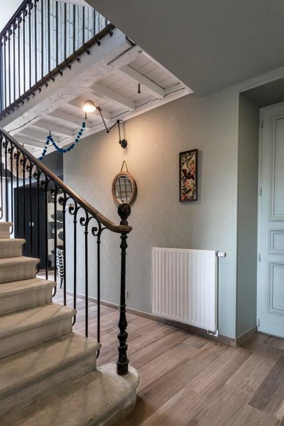 法国浪漫精致的住宅室内实景图-法国浪漫精致的住宅第10张图片