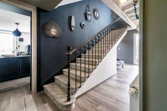 法国浪漫精致的住宅室内实景图-法国浪漫精致的住宅第8张图片