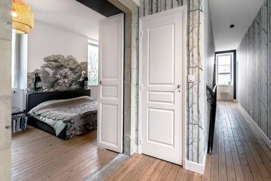 法国浪漫精致的住宅室内实景图-法国浪漫精致的住宅第12张图片