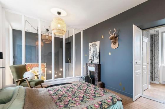 法国浪漫精致的住宅室内实景图-法国浪漫精致的住宅第14张图片