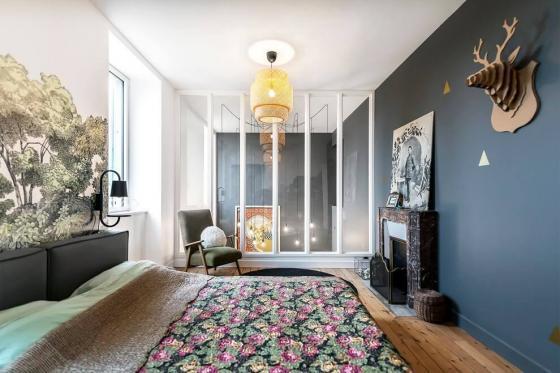 法国浪漫精致的住宅室内实景图-法国浪漫精致的住宅第15张图片