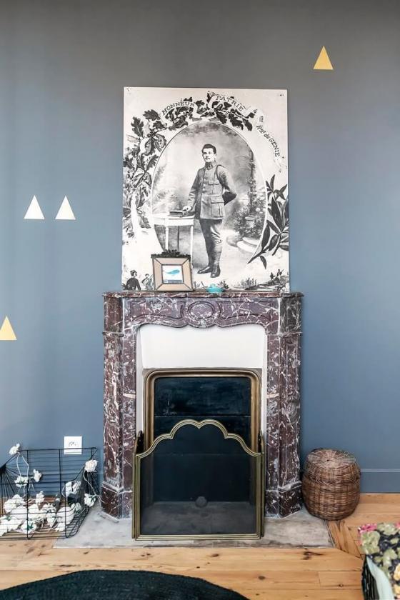 法国浪漫精致的住宅室内实景图-法国浪漫精致的住宅第16张图片