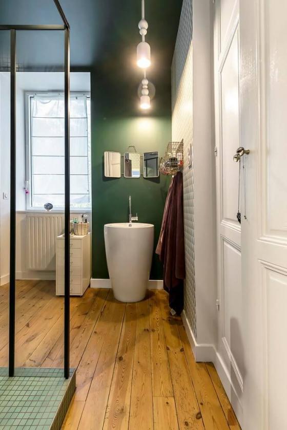 法国浪漫精致的住宅室内实景图-法国浪漫精致的住宅第19张图片