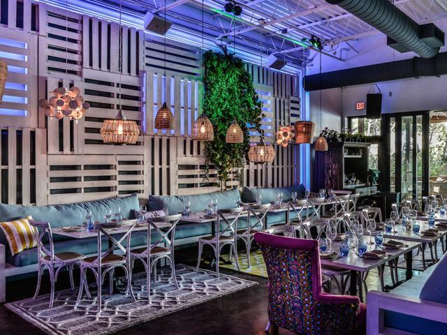 美国迈阿密LIQUE餐厅