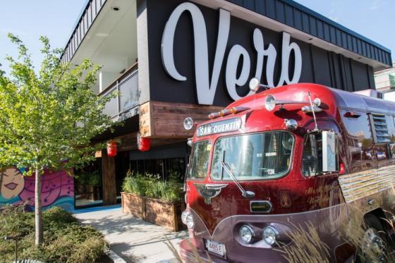 美国Verb酒店外部实景图-美国Verb酒店第3张图片