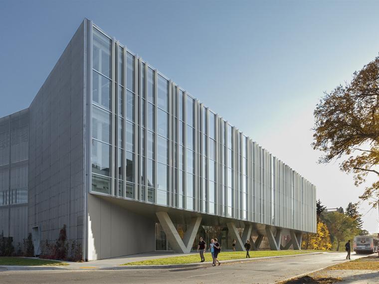 加拿大曼尼托巴大学艺术实验室