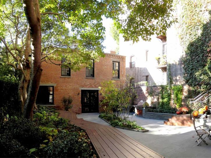 美国Remsen街道住宅庭院