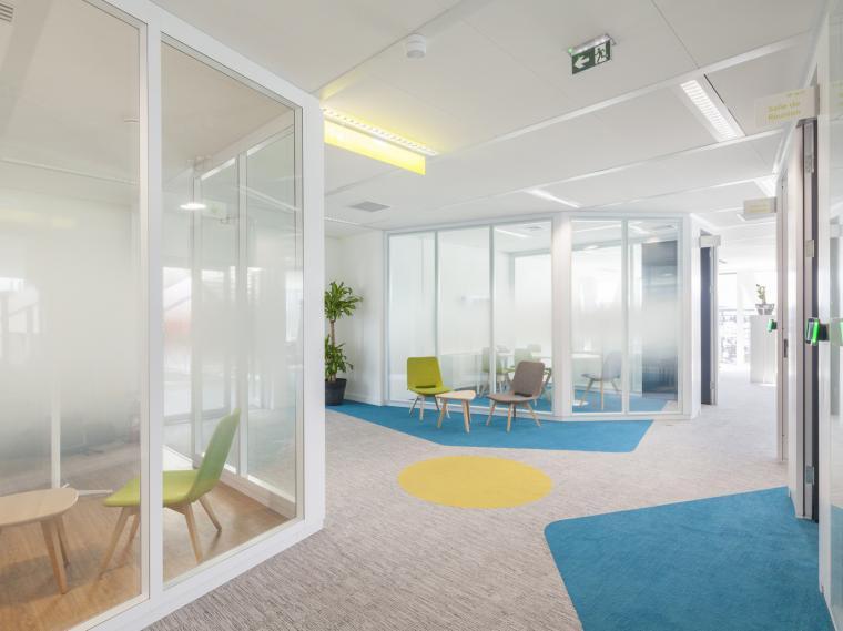 法国SNCF公司总部办公室