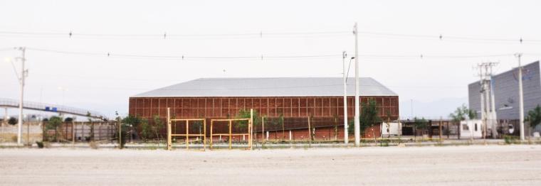 智利Proingas办公楼外部实景图-智利Proingas办公楼第2张图片