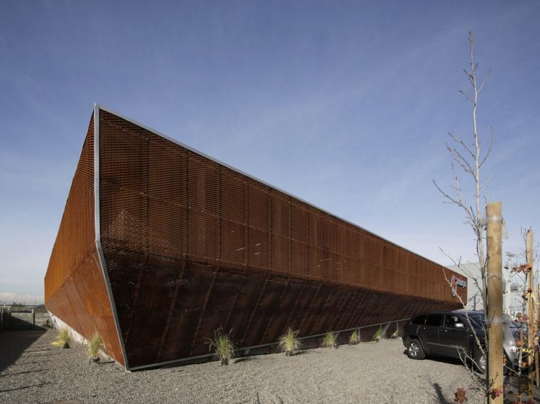 智利Proingas办公楼第1张图片