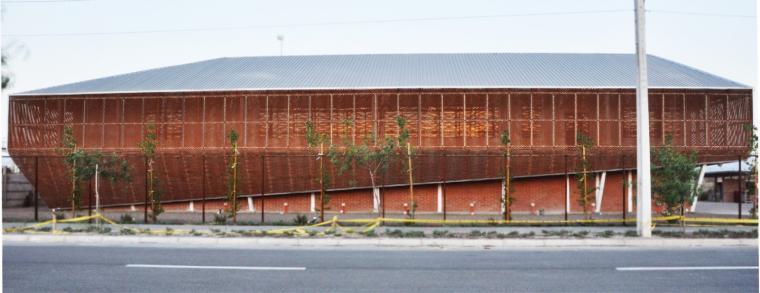 智利Proingas办公楼外部实景图-智利Proingas办公楼第4张图片