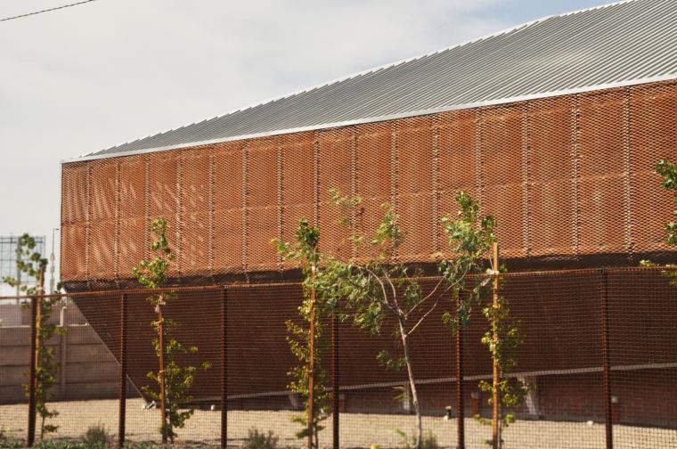 智利Proingas办公楼外部实景图-智利Proingas办公楼第6张图片