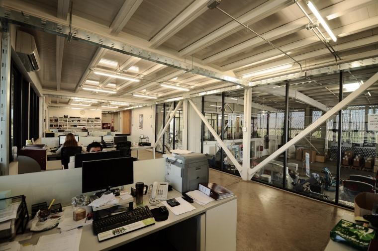 智利Proingas办公楼内部实景图-智利Proingas办公楼第16张图片