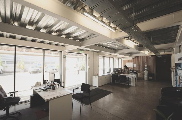 智利Proingas办公楼内部实景图-智利Proingas办公楼第17张图片