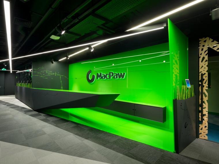 乌克兰MacPaw公司办公室