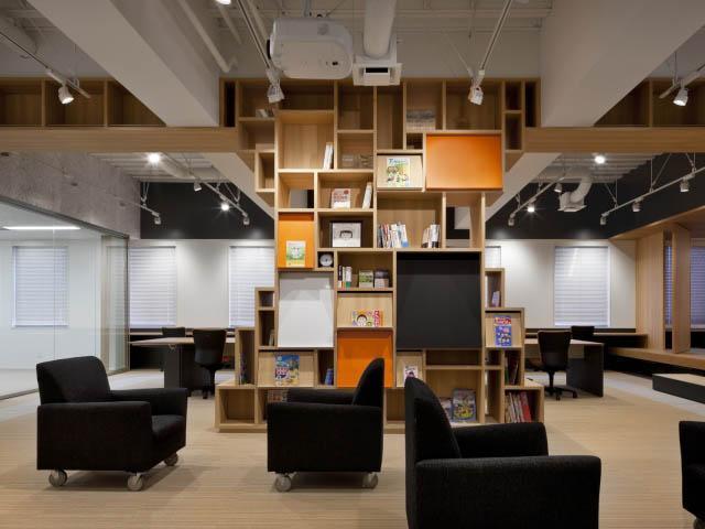 日本Kobunshoin出版公司办公室